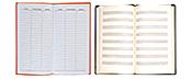 Тетради-словари, тетради для нот