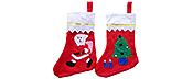 Мешки, носки для подарков