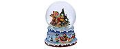 Сувениры, водные шары