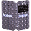 "Чехол Universal Book Cover 3D Facebook 4,5-5"" – фото 2"