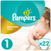 Подгузники Pampers Premium Care New Born 1, 2-5 кг, 22 шт. – фото 3