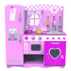 Игрушечная кухня One Two Fun My Deluxe Culinary Wooden Kitchen