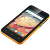 Смартфон Prestigio MultiPhone Wize L3 3403 Duo (Orange) – фото 3