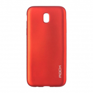 Чехол Rock Matte Series for Samsung A320 (A3-2017) Red