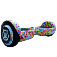 Гироборд Like.Bike X6i kaleidoscope