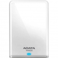 "Жесткий диск A-Data 2.5"" USB 3.0 HV620S 1TB Slim White"