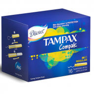 Тампоны Tampax Compak Regular, 16 шт.