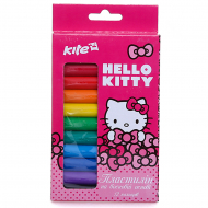 Пластилин Kite Hello Kitty (12 шт)