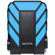 Диск жесткий внешний Adata 2.5 USB 3.1 2TB HD710 Pro Durable Blue (AHD710P-2TU31-CBL)