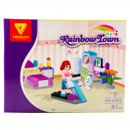 "Конструктор Dreamlock ""Rainbow Town"""