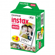 Фотопленка Fujifilm Colorfilm Instax Mini Film Glossy 2 х картриджа