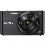 Фотоаппарат Sony Cyber-Shot W800 Black