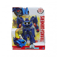 Робот-трансформер Hasbro Transformers Robots in Disguise Soundwave