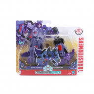 Робот-трансформерс Hasbro Transformers: Shockdrive/Warnado, 2 шт.