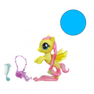 Фигурка Hasbro My Little Pony The Movie C0683 голубая, 4 шт.