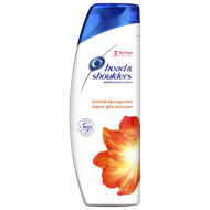 Шампунь против перхоти Head & Shoulders, 400 мл