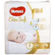Подгузники Huggies Elite Soft 2, 4-6 кг, 24 шт.