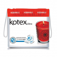 Прокладки Kotex Ultra Night, 7 шт.
