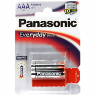 Батарейка Panasonic Everyday Power AAA, 2 шт.