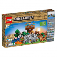 Конструктор 21135 Lego Minecraft The Crafting Box 2.0