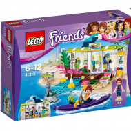 Конструктор 41315 Lego Friends: Сёрф-станция в Хартлейке