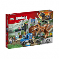 Конструктор Lego 10758 Jurassic World: Побег Ти-Рекса