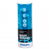 Наушники Philips SHE3590BL / 10 (Blue)