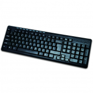 Клавиатура мультимедийная Havit HV-KB312, USB