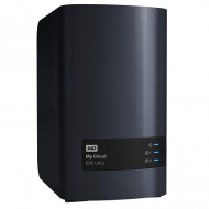 Сетевой накопитель Western Digital WD My Cloud EX2 Ultra (WDBVBZ0000NCH)
