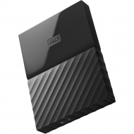 Жесткий диск Western Digital My Passport 1 TB Black (WDBYNN0010BBK)