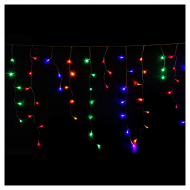 Гирлянда Actuel Falshing Curtain Штора Multicolor, 360 LED