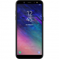 Смартфон Samsung Galaxy A6 3/32GB Black (SM-A600FZKNSEK)