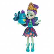 "Кукла с питомцем Mattel ""Enchantimals: Patter Peacock"""