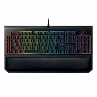 Клавиатура игровая Razer Black Widow Ultimate Chroma V2 Green Switch RZ03-02030700-R3R1