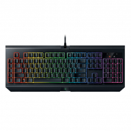 Клавиатура игровая Razer BlackWidow Ultimate Chroma V2 Orange Switch Black (RZ03-02031600-R3M1)