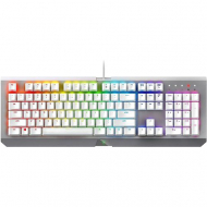 Клавиатура игровая Razer BlackWidow X Chroma Mercury Edition White RZ03-01762000-R3M1