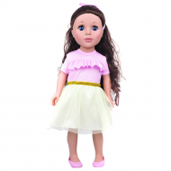Кукла One Two Fun Love To Style Doll в белой юбке, 46 см