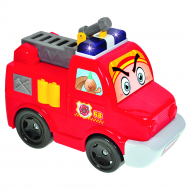 Машинка One Two Fun My Construction Vehicle