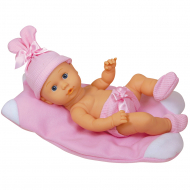 Пупс One Two Fun My Precious Newborn 891247, 35 см, розовый