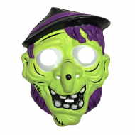 Детская маска Halloween Accessories Баба Яга, 15х18х3,5 см