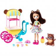Набор Enchantimals Bear Sweet Cart