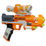 Пистолет Nerf Zombie Strike Clear Shot 893079