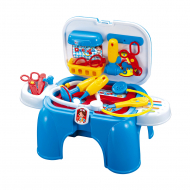 Игровой набор My 2 in 1 Chair And Playset Доктор