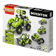 Конструктор Engino Inventor 12 in 1 Models