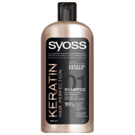 Шампунь Syoss Keratin Hair Perfection, 500 мл