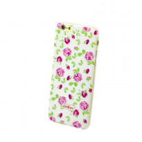 Чехол Diamond Silicone Lenovo A6000 Cath Kidston Wedding Flowers