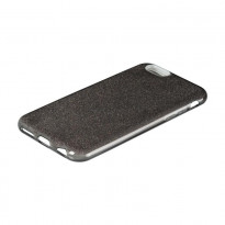 Чехол Remax Glitter Silicon Case iPhone 5 Black