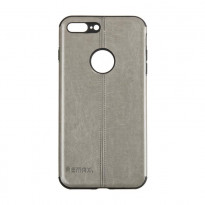 Чехол Remax Leather Series for iPhone 7 Grey
