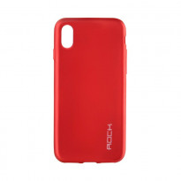 Чехол Rock Matte Series for iPhone X Red