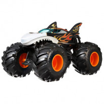 Машинка-внедорожник Hot Wheels Monster Trucks Shark Wreak